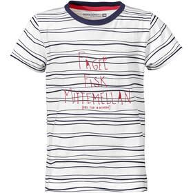 Didriksons 1913 Krabban T-Shirt Kids Navy Billo